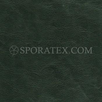 изкуствена кожа/еко кожа - петролено зелена