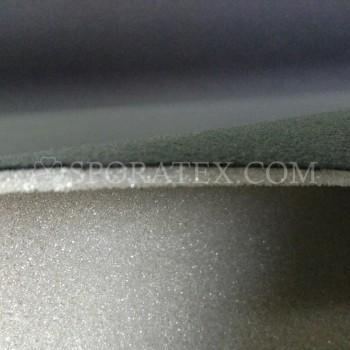 Плат за автомобилни тавани подплатен с дунапрен - Плюш(Алкантара) - черен