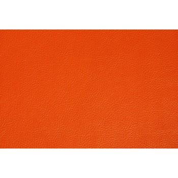 изкуствена кожа/еко кожа Аризона - оранжева