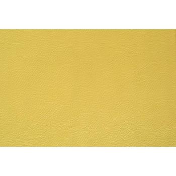 изкуствена кожа/еко кожа Аризона - жълта