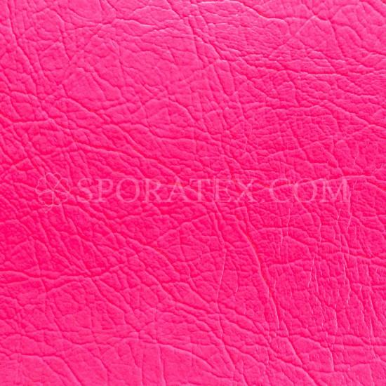Изкуствена кожа за тапицерия - Флорида - електриково(флуорисцентно) розово