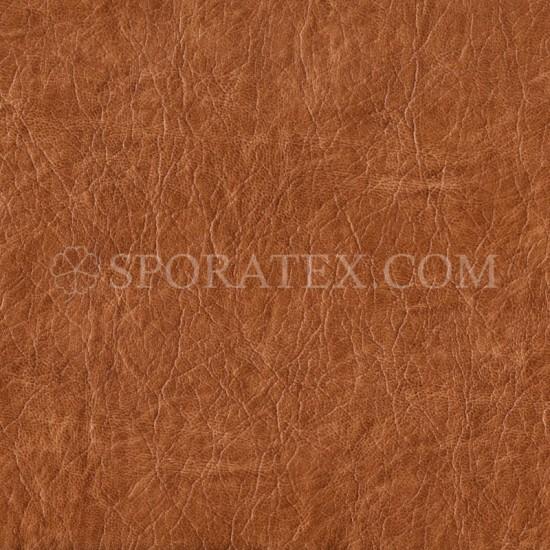 Изкуствена кожа за тапицерия - Флорида - светло кафяв меланж