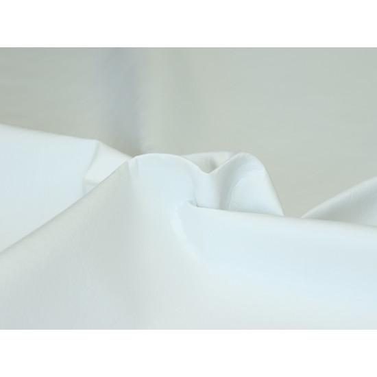 Изкуствена кожа за тапицерия - Рокси - бяла