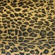 Изкуствена кожа за тапицерия - Леопард - опушен