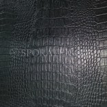 Крокодил - черен